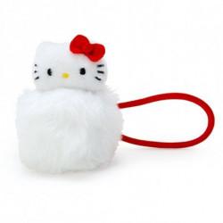 Hello Kitty Ponytail Holder: Boa