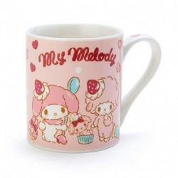 My Melody Mug: Strawberry