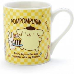 Pompompurin Mug: Cake