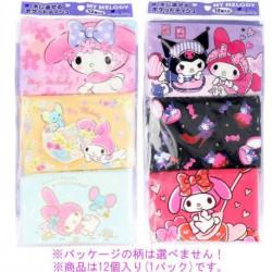 My Melody Pocket Tissue 12P