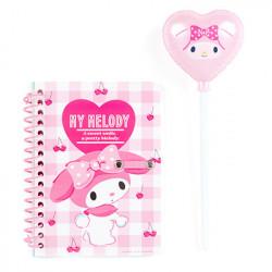 My Melody Spiral Notebook & B-Pen