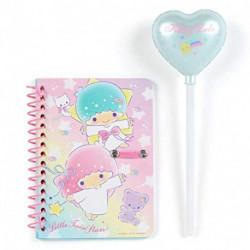 Little Twin Stars Spiral Notebook & B-Pen