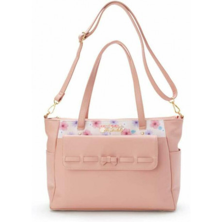 My Melody Tote Bag with Pouch: