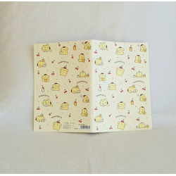Pompompurin A5 Notebook Ruled: