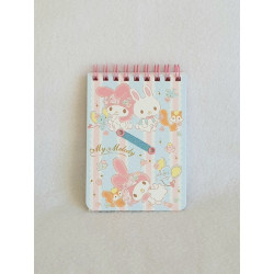 My Melody B7 Notebook Grids:
