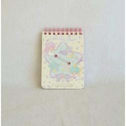 Little Twin Stars B7 Notebook Grids: