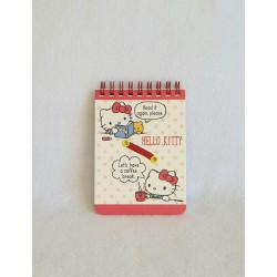 Hello Kitty B7 Notebook Grids: