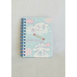 Cinnamoroll B7 Notebook Ruled:
