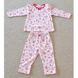 Hello Kitty Pajamas: 110 Candy