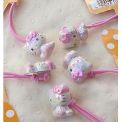 Hello Kitty Ponytail Holder: Gradation