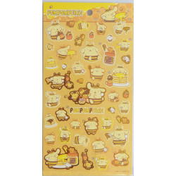 Pompompurin Decorative Sticker