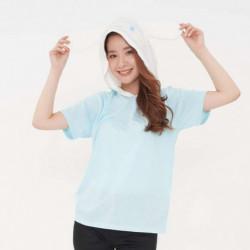 Cinnamoroll D-Cut Hoodies T-Shirt B L