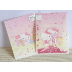 Hello Kitty Clear File Twinkle: A4
