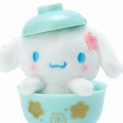 Cinnamoroll Mascot in Mini Bowl: