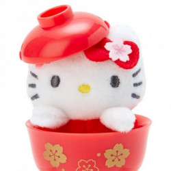 Hello Kitty Mascot in Mini Bowl: