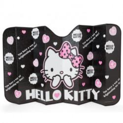 Hello Kitty Front Sunshade: Black