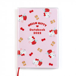 Hello Kitty Pocketable Datebook Planner Diary: 2022