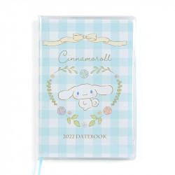 Cinnamoroll Pocketable Datebook Planner Diary: 2022