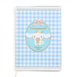 Cinnamoroll Datebook Planner Diary: B6 2022