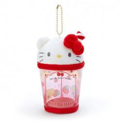Hello Kitty D-Cut Mini Pouch: Summer