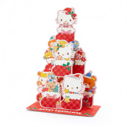 Hello Kitty Christmas Card:Kt Jx 69-1