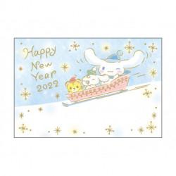 Cinnamoroll New Year Card:Cn Jnp 14-2