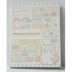 Marumofubiyori Memo Pad:Comic A