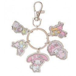 My Melody Keyring: Five's a Charm