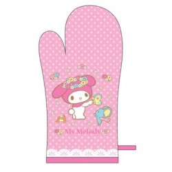 My Melody Oven Mitt: Flower Collection