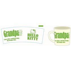 Hello Kitty Family Mug Grandpa