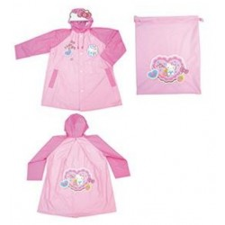 Hello Kitty Raincoat Kg1664S
