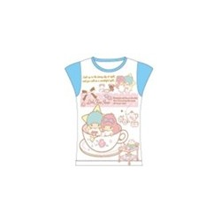 Little Twin Stars French Sleeve T-Shirt S 110