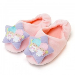 Little Twin Stars Room Slippers: D-Cut