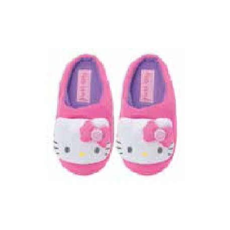 26dbe1d6f5e2 Hello Kitty Room Slippers  Princess - The Kitty Shop