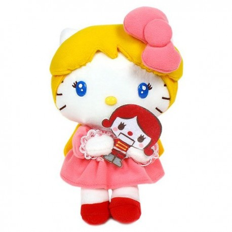 e41467dcc Hello Kitty Plush: Nutcracker 8-Inch - The Kitty Shop