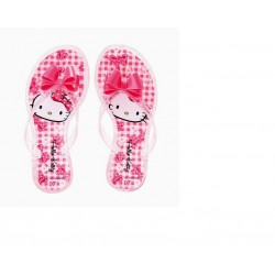 Hello Kitty Flip Flops: 16 Flower