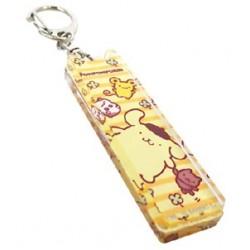 Pompompurin Acrylic Key Holder Y