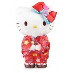 Hello Kitty 10-Inch Plush: Kimono