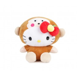 Hello Kitty 8-Inch Plush: Monkichi