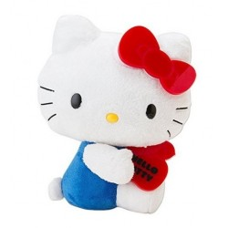 86976b881 Get comfy with hello kitty plushies! Assorted sizes and designs of ...