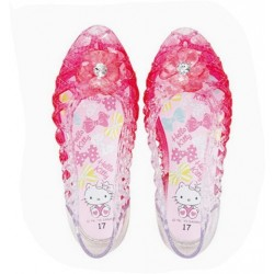 Hello Kitty Sandals: 16 P Flower