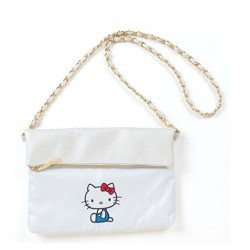 Hello Kitty Shoulder Bag: White