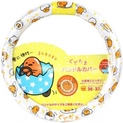 Gudetama Steering Wheel Cover