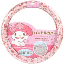 My Melody Steering Wheel Cover: Rose