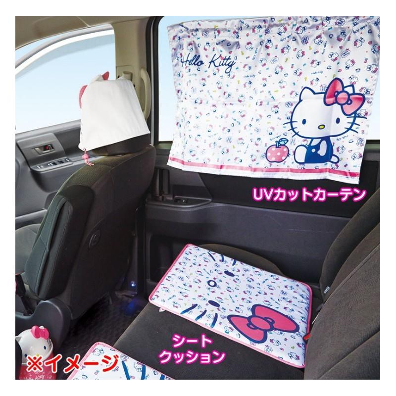 Hello Kitty Car Seat Cushion Apple The Kitty Shop