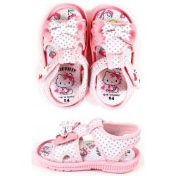 Hello Kitty Town Sandals: 14
