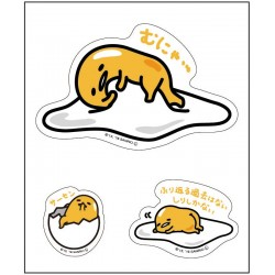 Gudetama Stickers: A