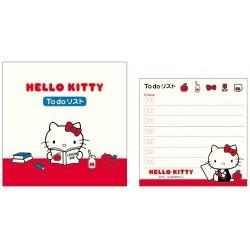 Hello Kitty To Do List: