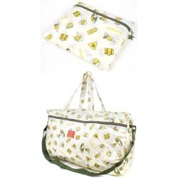 Gudetama Foldable Overnight Bag: Travel