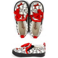 Hello Kitty Slip-On Shoes: 17cm